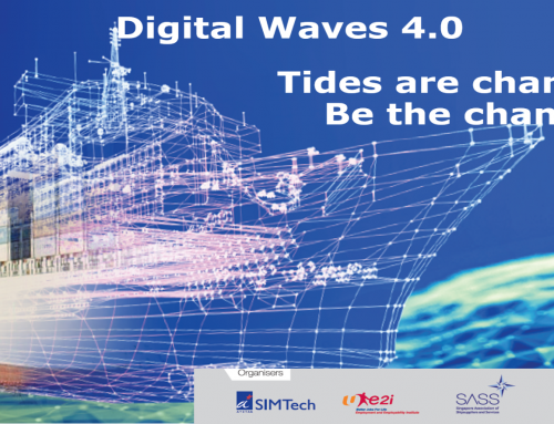 Digital Waves 4.0: Tides are changing. Be the change!