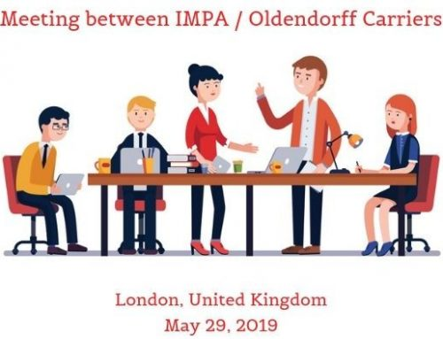 Meeting Between IMPA/OLDENDORFF CARRIES