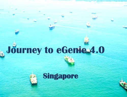 Journey to eGenie 4.0